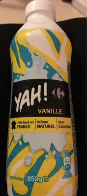 Yah ! Parfum Vanille - Product - fr