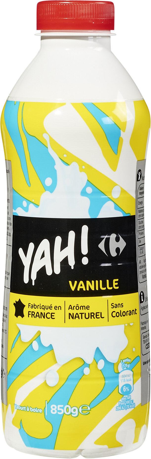 Yah ! Parfum Vanille - Produit - fr