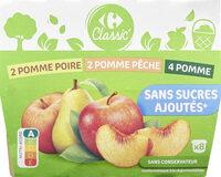 Sans sucres ajoutés * *Contient des sucres naturellement présents - Product - fr