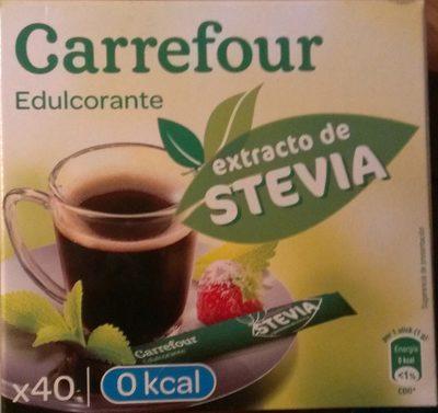 Extracto de Stevia - Producto