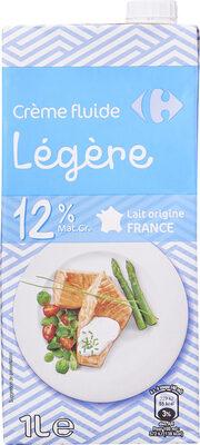 Crème fluideLégère - Product