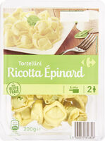 Tortellini ricotta épinard - Product - fr
