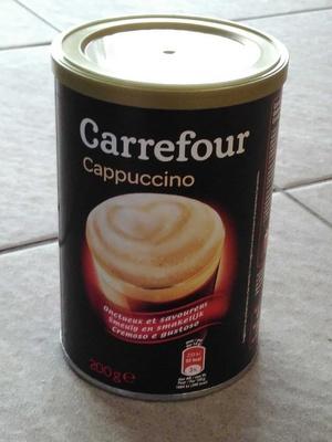 Cappuccino - Prodotto - fr