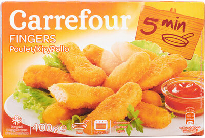 Fingers de Poulet - Producto