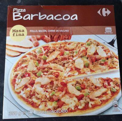Pizza Barbacoa - Product - es