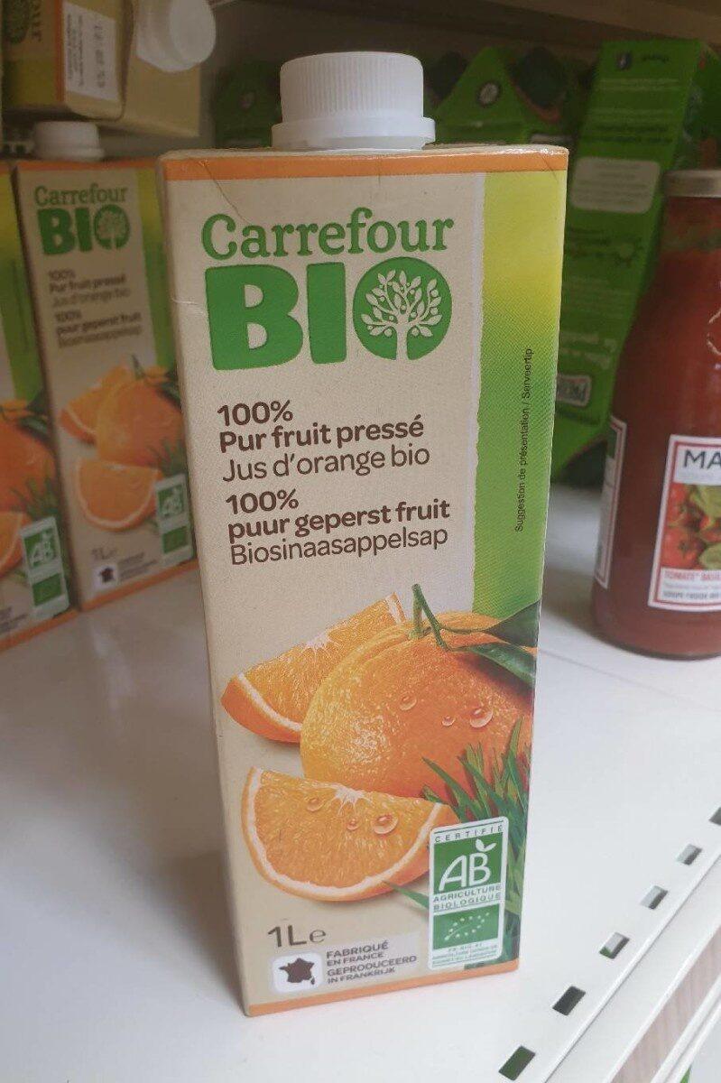 100%pur jus pressé - Product - fr