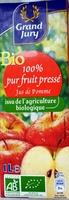 100 % pur fruit pressé, Jus de pomme - Produit - fr