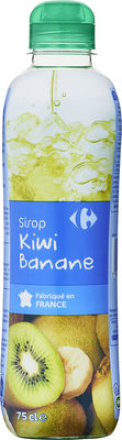 Sirop Kiwi Banane - Produit