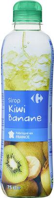 Sirop Kiwi Banane - Prodotto - fr
