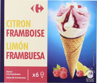 Citron Framboise - Producto - fr