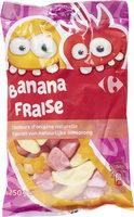 Banana fraise - Product