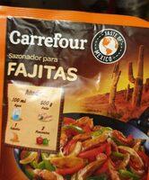 Mélange d'épices pour FAJITAS - Product - fr