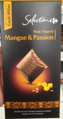 Noir Fourré Mangue & Passion - Produit - fr