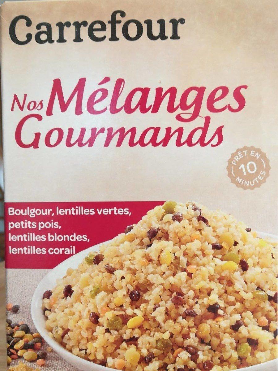Nos melanges gourmands - Producto