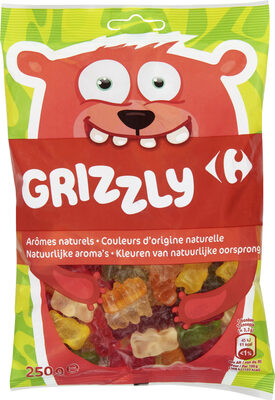 Grizzly - Product - fr