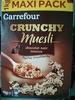 Crunchy Muesli - chocolat noir intense - Produit