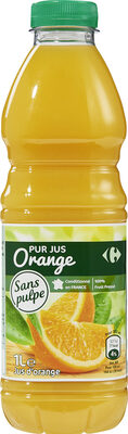 Pur Jus Orange - Product - fr