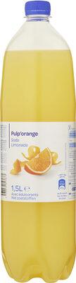 Pulp'orange - Produit - fr