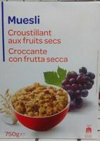 Muesli - Prodotto