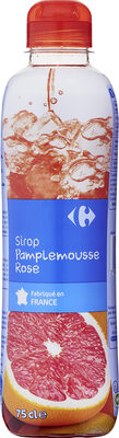 Sirop Pamplemousse Rose - Prodotto - fr