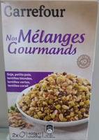 Nos Mélanges Gourmands - Producto - fr