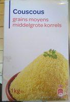 Couscous grains moyens - Produkt - fr