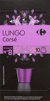 Lungo Corsé - Product - fr