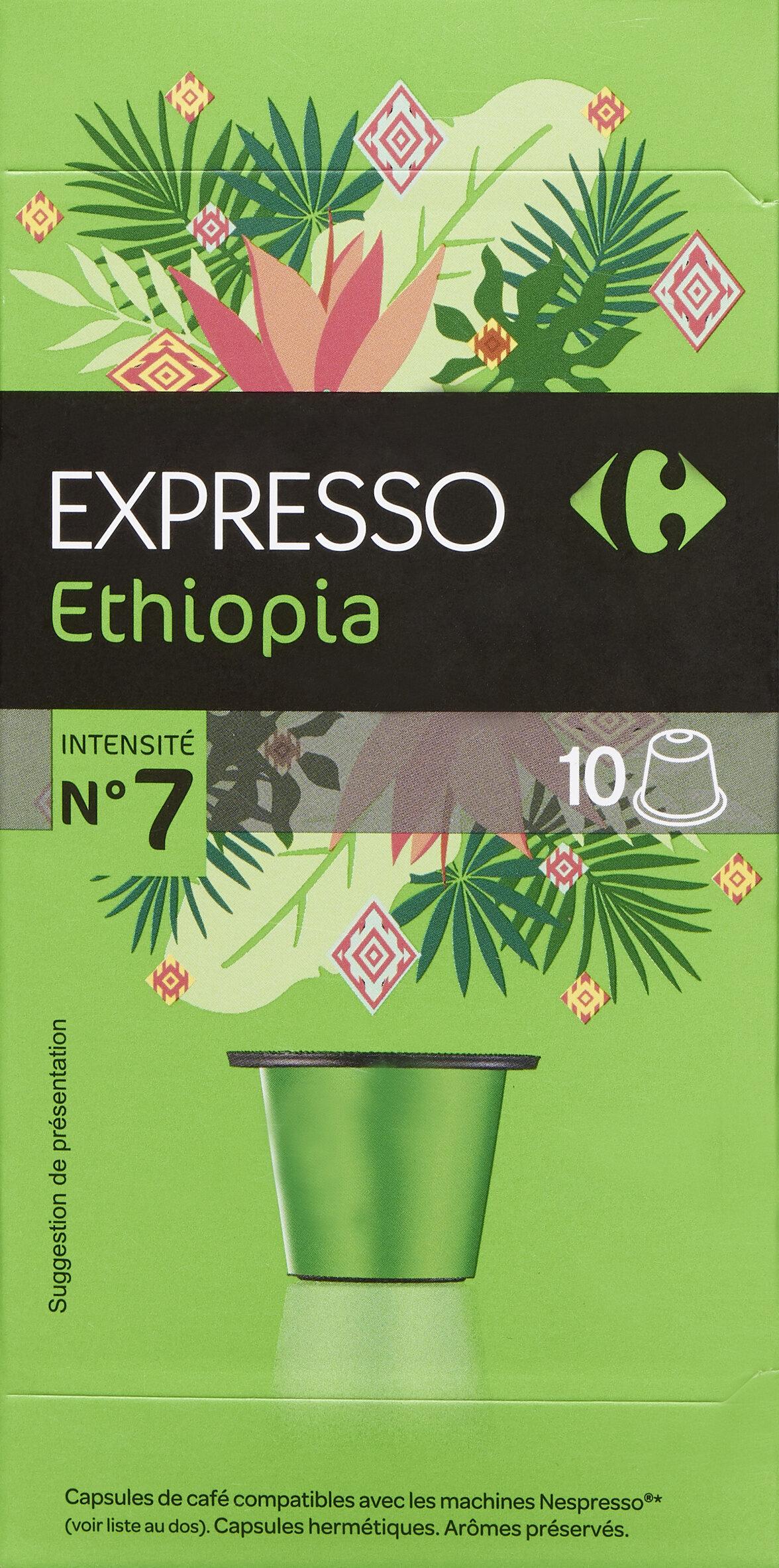 Ethiopie Yrgacheffe - Prodotto - fr