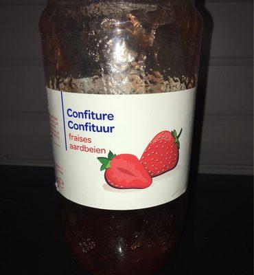 Confiture  fraises - Product