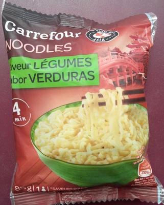 Noodles saveur Légumes - Product - fr