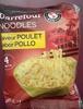 Noodles saveur poulet - Produit