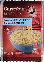 Noodles saveur crevettes - Product - fr