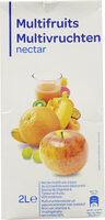 Multifruits nectar - Produit - fr