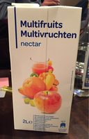 Multifruitsnectar - Produit - fr