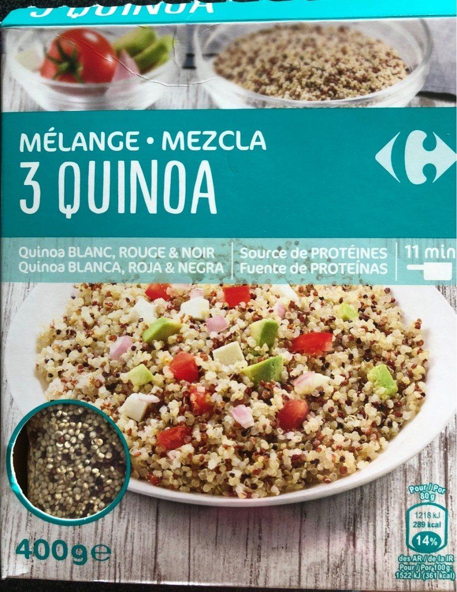 Mélange 3 quinoa - Producto - fr