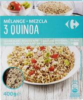 Mélange 3 quinoa - Product - fr