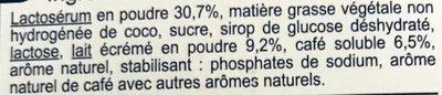 Latte Macchiato - Ingrédients - fr
