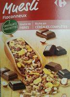 Muesli Floconneux - 2 Chocolats & Noisettes - Producto