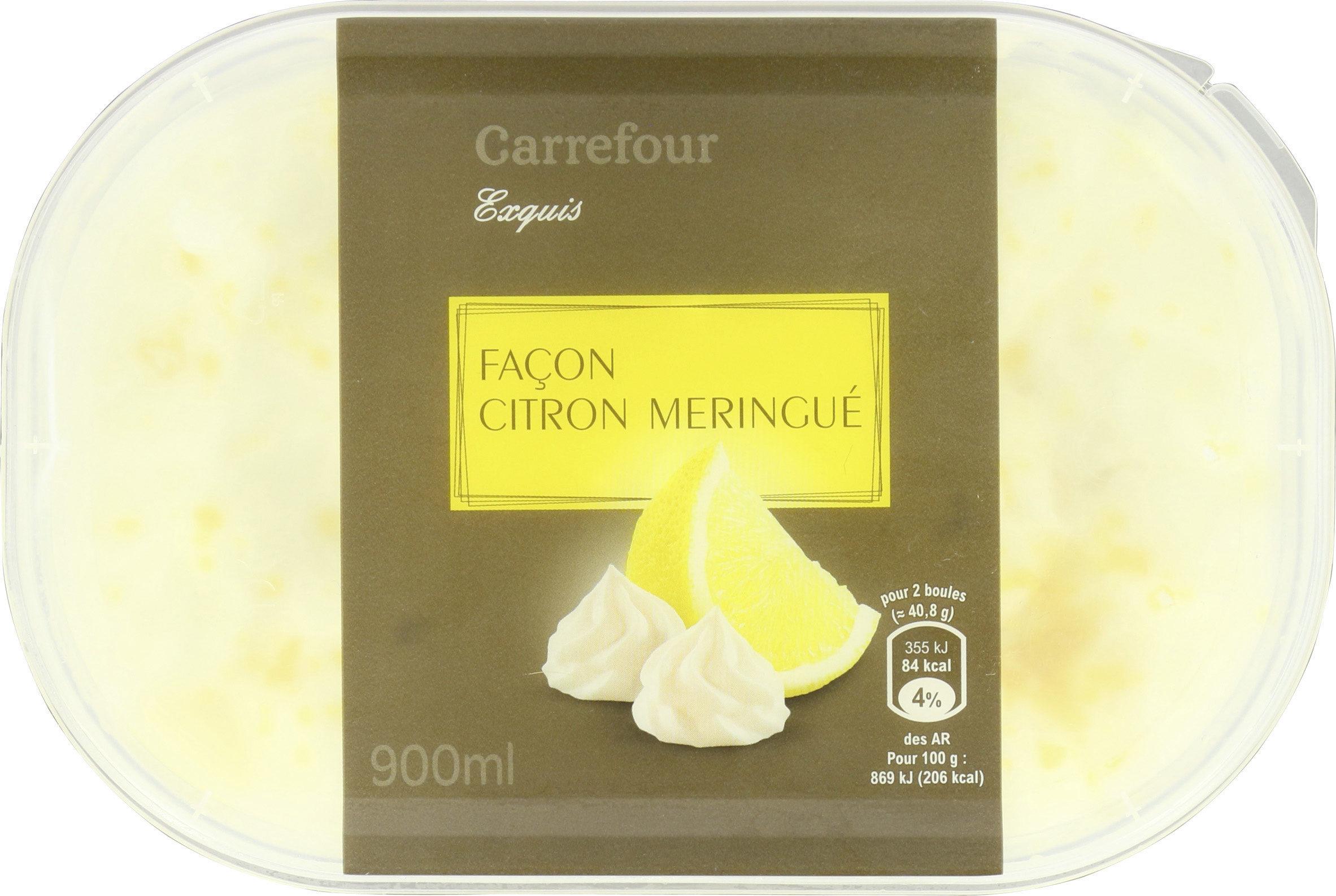 Façon Citron Meringué - Produit - fr