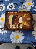 Mini bâtonnets glacés classic-almond-black-white - Produit - fr