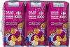 Jus de fruits 100% pur fruit pressé Kids - Produit