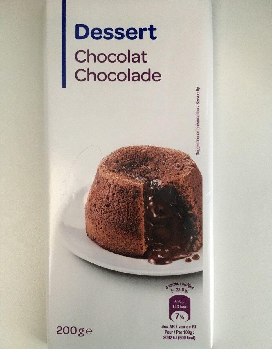 Chocolat Dessert - Produit - fr