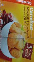 Nuggets de poulet 500g - Produit - fr