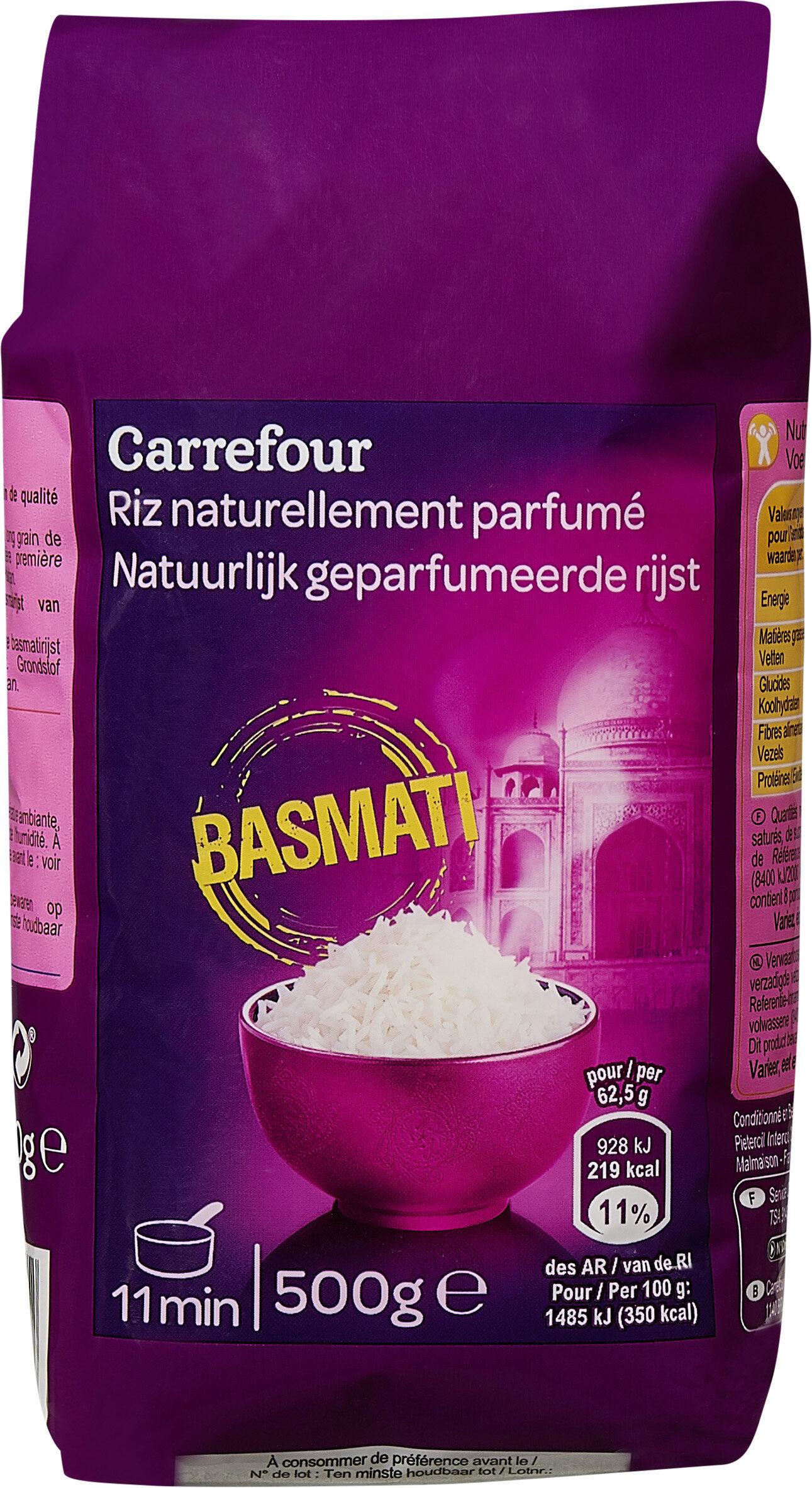 Riz naturellement parfumé - Prodotto - fr