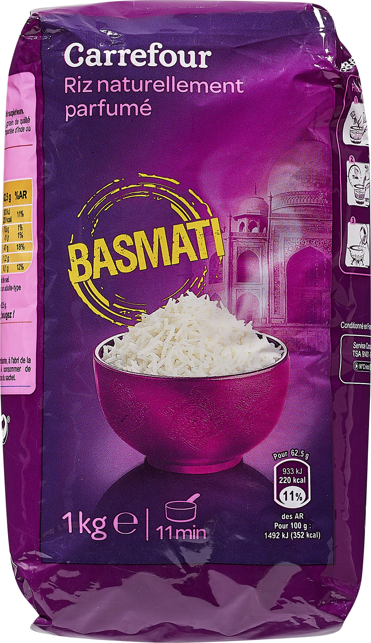 Riz Basmati - Producto - fr