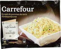 Écrasé de pommes de terre à la Truffe brumale 1% - Product - fr