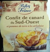 Confit de Canard du Sud-Ouest - Produit