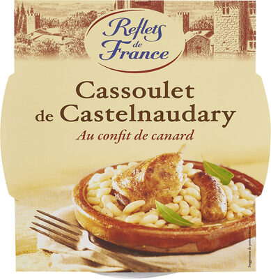 Cassoulet de Castelnaudary - Produit - fr