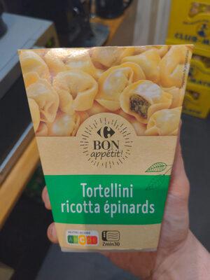 Tortellini ricotta épinards - Produit - fr