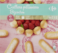 Cuillers pâtissiers - Producto - fr